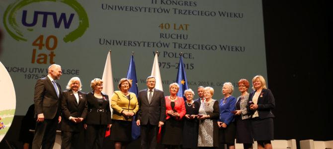 40 lat UTW w Polsce