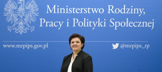 Nowe kierownictwo w resorcie polityki społecznej