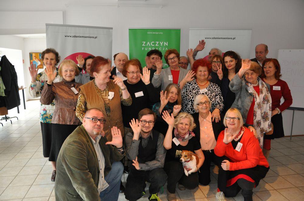 Polityka Senioralna - seniorzy w Polsce - Fundacja Zaczyn