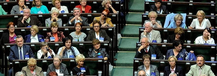 Rady Seniorów obywatelski parlament seniorów