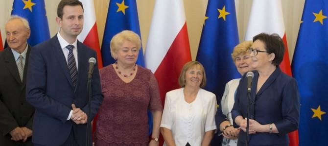 Polityka senioralna – bilans kadencji 2011-2015
