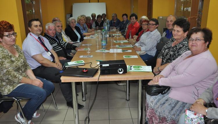 spotkanie w Drobinie