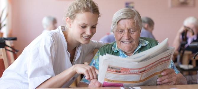 System wsparcia dla osób starszych w Niemczech