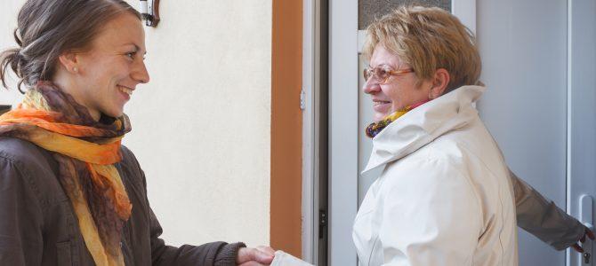 """Omówienie raportu """"Jak dobrze mieć sąsiada"""". Od pomocy sąsiedzkiej do sąsiedzkich usług opiekuńczych"""